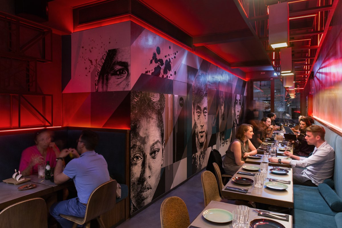 X atelier Rua Principe Real Restaurante